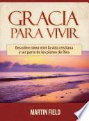 libro Gracia Para Vivir