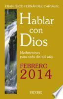 libro Hablar Con Dios   Marzo 2014