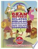 libro La Gran Historia, Relatos Biblicos Para Los Mas Pequenos, Del Antiguo Testamento