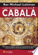 libro La Guía De La Sabiduría Oculta De La Cabalá