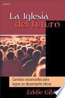 libro La Iglesia Del Futuro