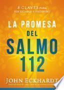 libro La Promesa Del Salmo 112 / The Psalm 112 Promise