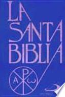 libro La Santa Biblia