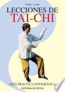 libro Lecciones De Tai Chi