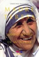 libro Madre Teresa / Mother Teresa