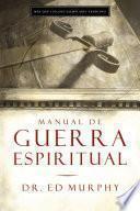 libro Manual De Guerra Espiritual