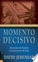 libro Momento Decisivo