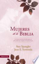 libro Mujeres De La Biblia