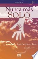 libro Nunca Mas Solo: Soledad
