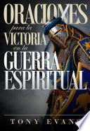 libro Oraciones Para La Victoria En La Guerra Espiritual