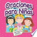 libro Oraciones Para Ninas = Prayers For Little Girls
