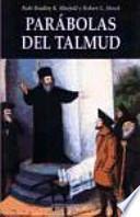 libro Parábolas Del Talmud