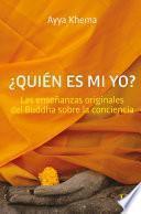 libro ¿quien Es Mi Yo?