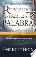 libro Redescubriendo El Poder De La Palabra