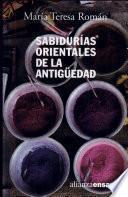 libro Sabidurias Orientales De La Antiguedad / Oriental Wisdom From Ancient Times