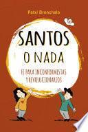 libro Santos O Nada