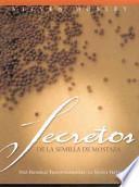 libro Secretos De La Semilla De Mostaza