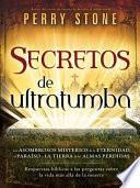 libro Secretos De Ultratumba
