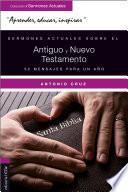 libro Sermones Actuales Sobre El At Y El Nt
