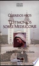 libro Testimonios Sobre Medjugorje / Testimonies About Medjugorje