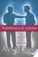 libro Transferencia De Espiritus