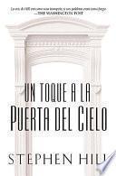 libro Un Toque A La Puerta Del Cielo