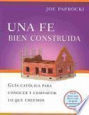 libro Una Fe Bien Construida