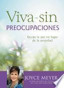 libro Viva Sin Preocupaciones