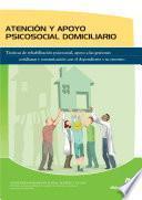 libro Atención Y Apoyo Psicosocial Domiciliario