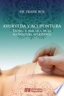 libro Ayurveda Y Acupuntura