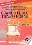libro Cuando El Día Tiene 36 Horas