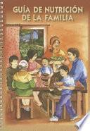 libro Guía De Nutrición De La Familia