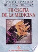 libro Homoeopathia Biblioteca Cientifica Filosofia De La Medicina