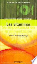 libro Las Vitaminas