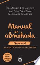 libro Manual De Almohada Sexo Anal