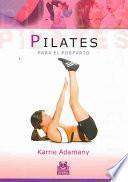 libro Pilates Para El Posparto