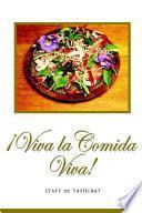 libro ¡viva La Comida Viva!