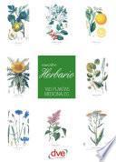 libro Vuestro Herbario. 160 Plantas Medicinales