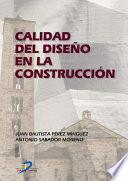libro Calidad Del Diseño En La Construcción