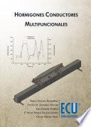 libro Hormigones Conductores Multifuncionales