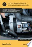 libro Mantenimiento Del Sistema De Carga Con Alternador. Tmvg0209