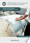 libro Métodos De Unión Y Desunión De Elementos Fijos Estructurales. Tmvl0309