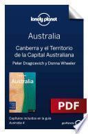 libro Australia 4_3. Canberra Y El Territorio De La Capital Australiana