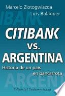 libro Citibank Vs. Argentina