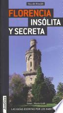 libro Firenze Insolita E Segreta. Ediz. Spagnola