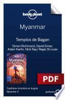 libro Myanmar 4. Templos De Bagan
