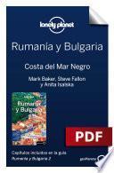 libro Rumanía Y Bulgaria 2. Costa Del Mar Negro